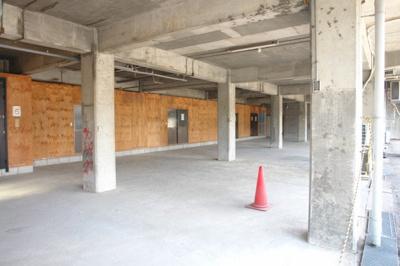 【その他】事務所店舗  約208坪!! 2F  駐輪場 バイク置場有