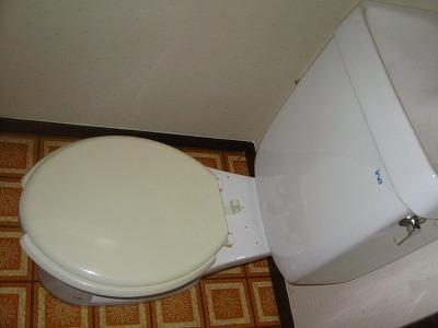 【トイレ】影山第2マンション