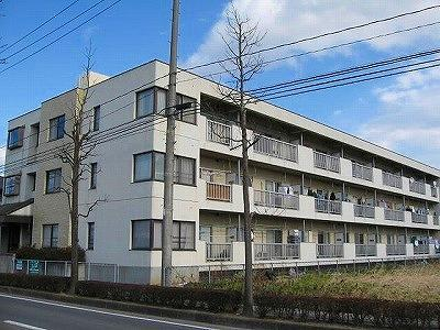 【外観】影山第2マンション