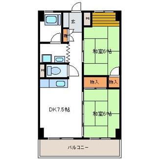 影山第2マンション
