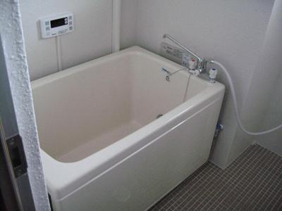 【浴室】影山第2マンション