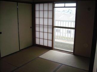 【居間・リビング】影山第2マンション