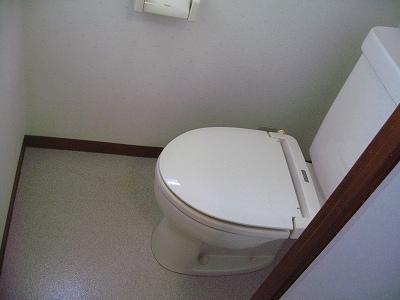 【トイレ】アベニューB棟