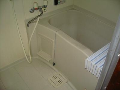 【浴室】アベニューB棟
