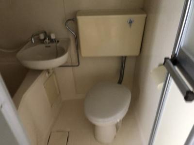 【トイレ】フレンドハイツ