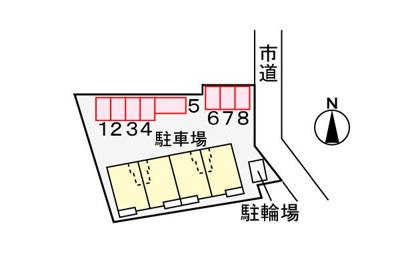 【駐車場】ディスパシオ
