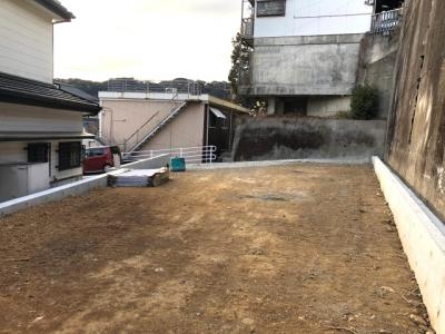 【外観】高知市西秦泉寺分譲地北