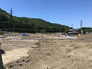 【外観】野洲市小篠原 122号地 売土地