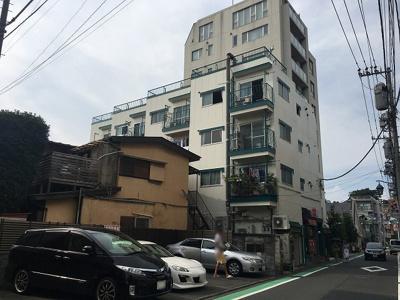 【外観】玉川グリーンハイツ