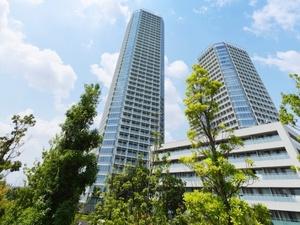 【外観】二子玉川ライズ タワー&レジデンス イーストタワー