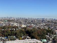 【展望】二子玉川ライズ タワー&レジデンス イーストタワー