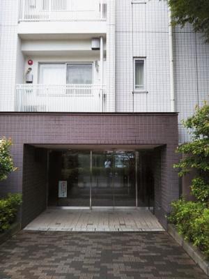 【エントランス】グランスイート世田谷桜丘