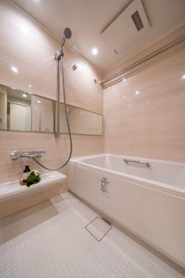 【浴室】グランスイート世田谷桜丘