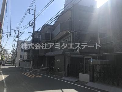 【外観】三軒茶屋ダイヤモンドマンション