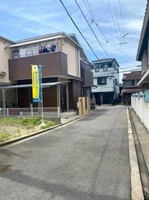 【外観】岸和田市筋海町 土地