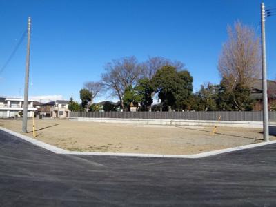 【外観】熊谷市久下分譲地