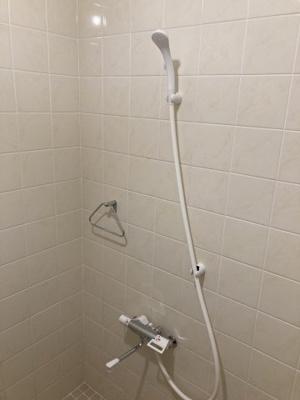 大きな洗面化粧台は、朝の身支度の際にも便利。