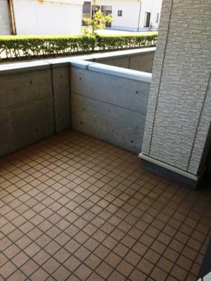 専用玄関スペースです。