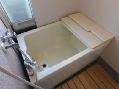 【浴室】マンションプランタン