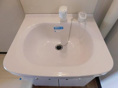 【独立洗面台】マンションプランタン