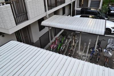 敷地内駐輪場