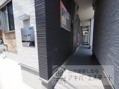 【エントランス】Stage神谷