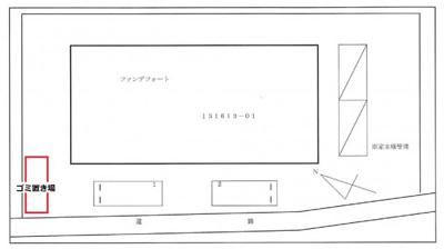【地図】ファンデフォート