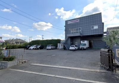【外観】堺市中区 倉庫/事務所 約291坪!駐車場あり!