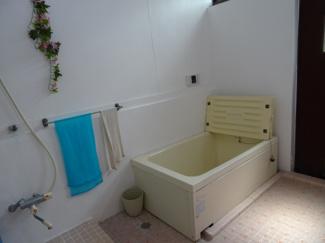 【浴室】南房総市白子 中古戸建