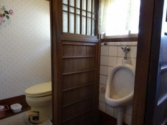 【トイレ】南房総市白子 中古戸建