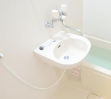 【浴室】サランズ日吉