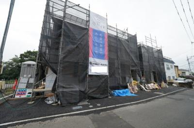 新駅「羽沢横浜国大」駅より徒歩約10分の立地です。