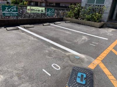 【駐車場】ノーブルスクエア