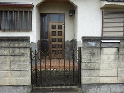 【外観】鴻巣市天神3丁目 売地