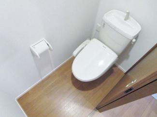 【トイレ】クロワール・シュマン