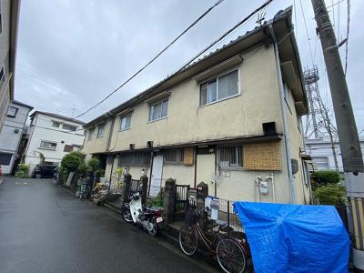 【外観】高西町3戸1貸家 (株)Roots