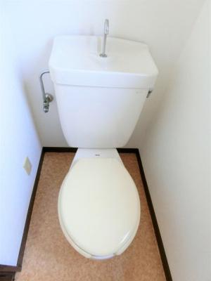 【トイレ】コスモハイツ№2