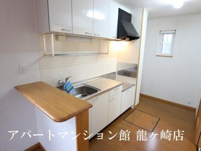 【キッチン】さくらヒルズ霞台 弐番館