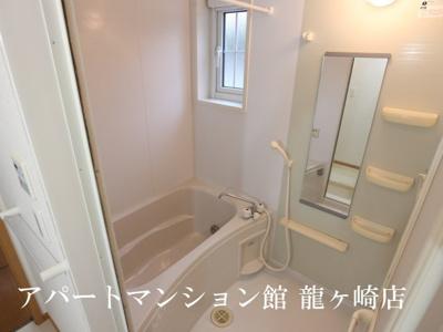【浴室】さくらヒルズ霞台 弐番館