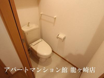 【トイレ】さくらヒルズ霞台 弐番館