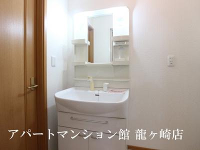【独立洗面台】さくらヒルズ霞台 弐番館