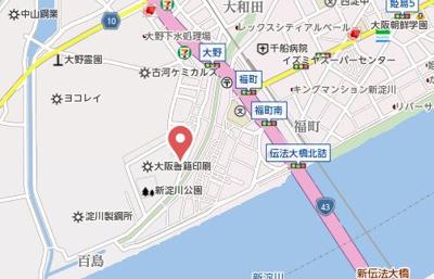 【地図】クリエオーレ百島