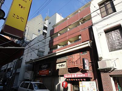 【外観】アコーズタワー神戸駅前