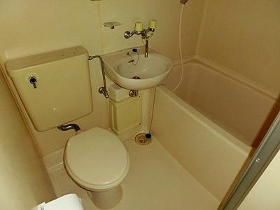 【浴室】アコーズタワー神戸駅前