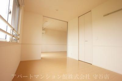 【洋室】Cozy court