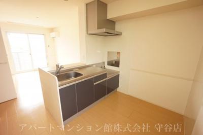 【キッチン】Cozy court