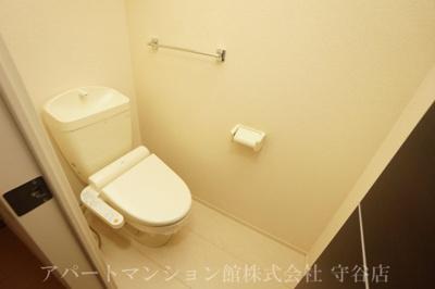 【トイレ】Cozy court
