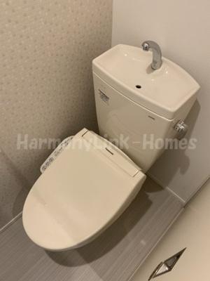 ディアホームズのトイレ