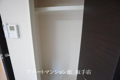 【収納】ヴィラオーシカ