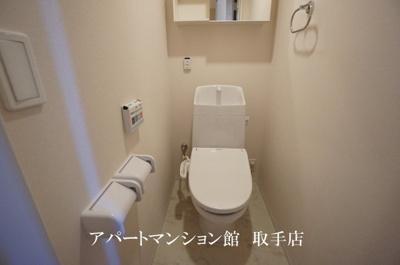 【トイレ】ヴィラオーシカ